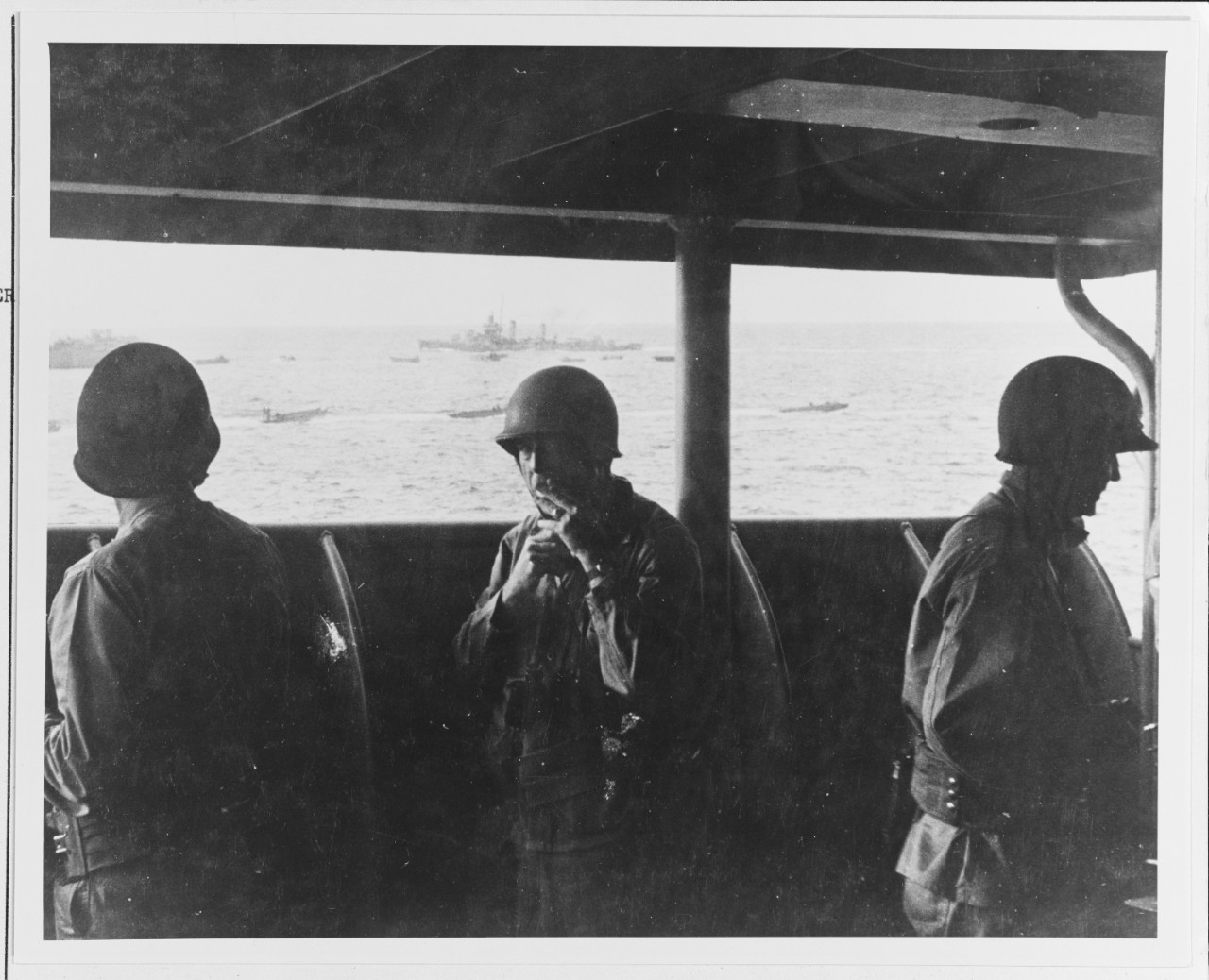 Photo #: 80-G-31372  Guadalcanal-Tulagi Operation, 7-9 August 1942