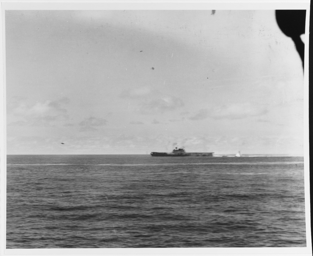 Photo #: 80-G-32355  Battle of Midway, June 1942