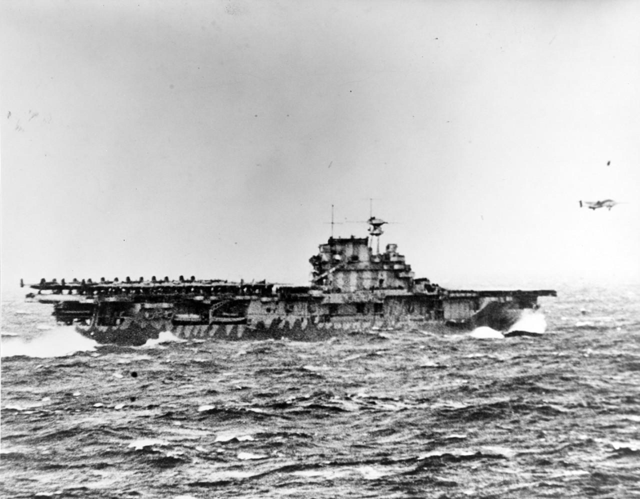 Doolittle Raid on Japan, April 1942