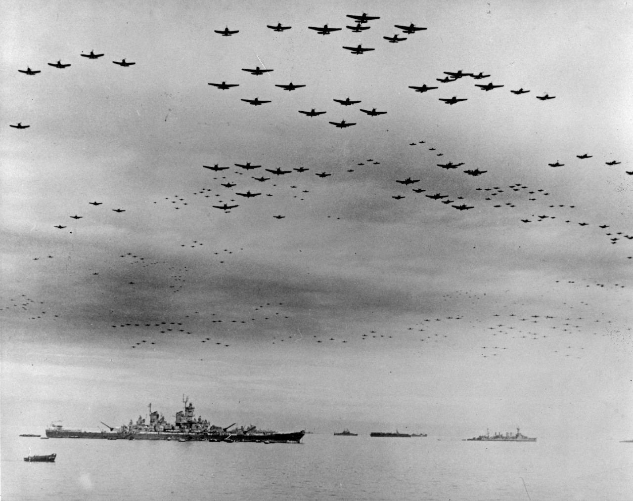 Photo #: 80-G-421130  Surrender of Japan, 2 September 1945