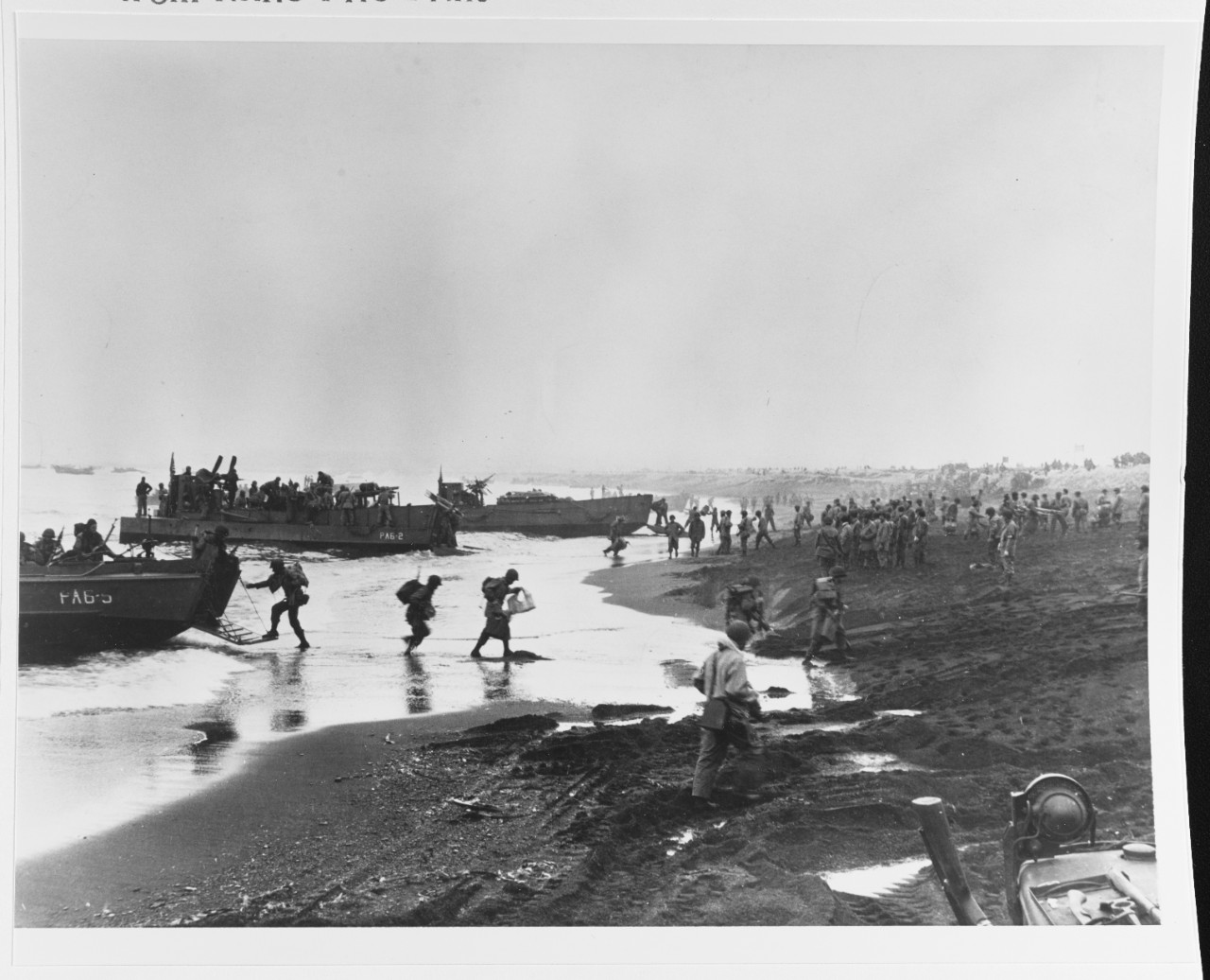 Photo #: 80-G-50848  Attu Invasion, May 1943