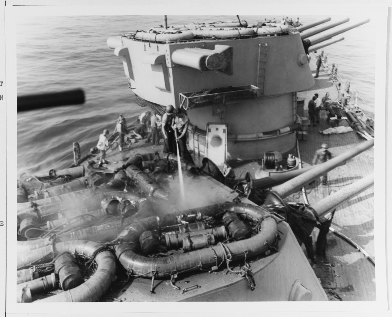 Photo #: 80-G-54357  USS Savannah (CL-42)