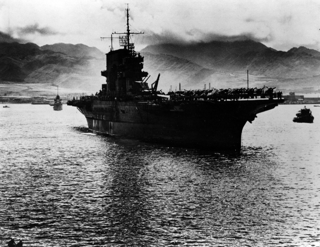 Photo #: 80-G-10121  USS Saratoga (CV-3)