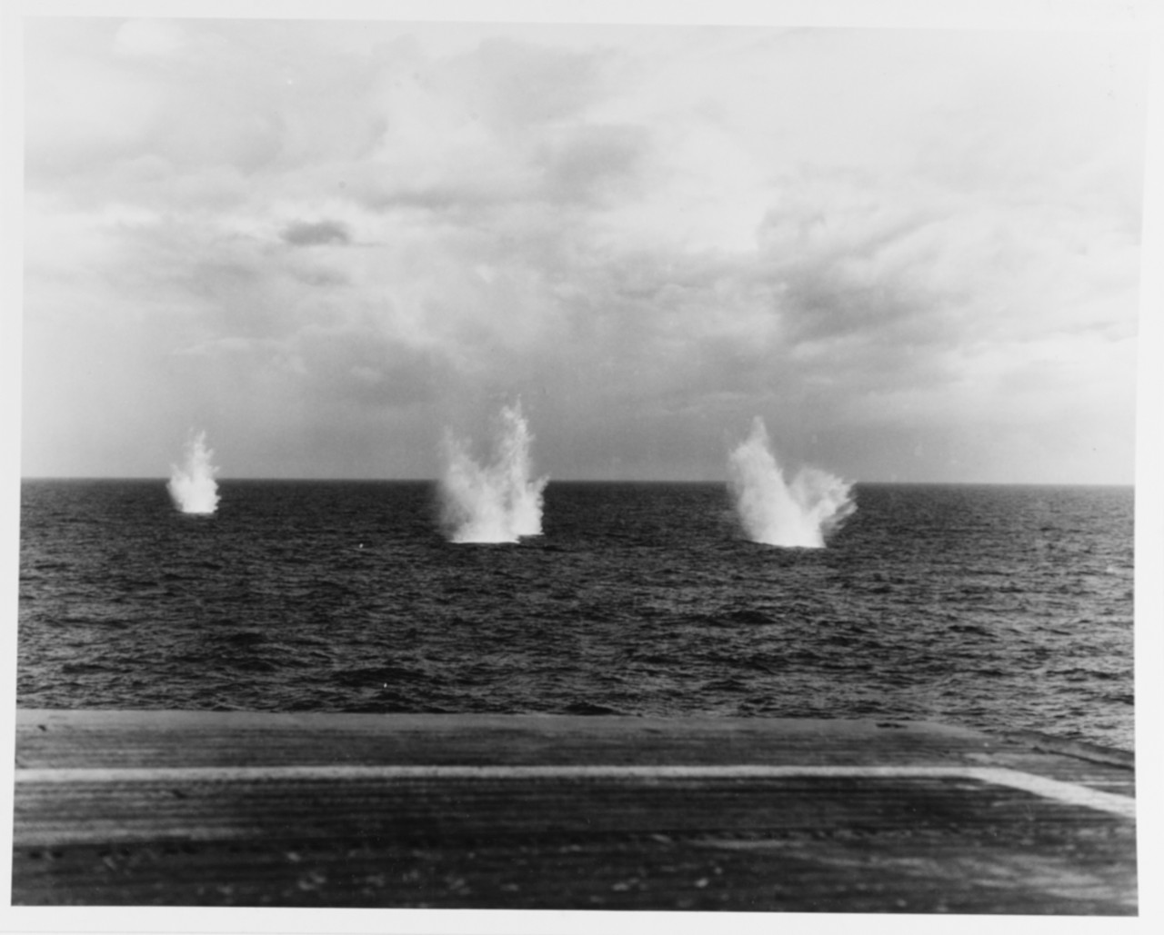 Battle off Samar, 25 October 1944.