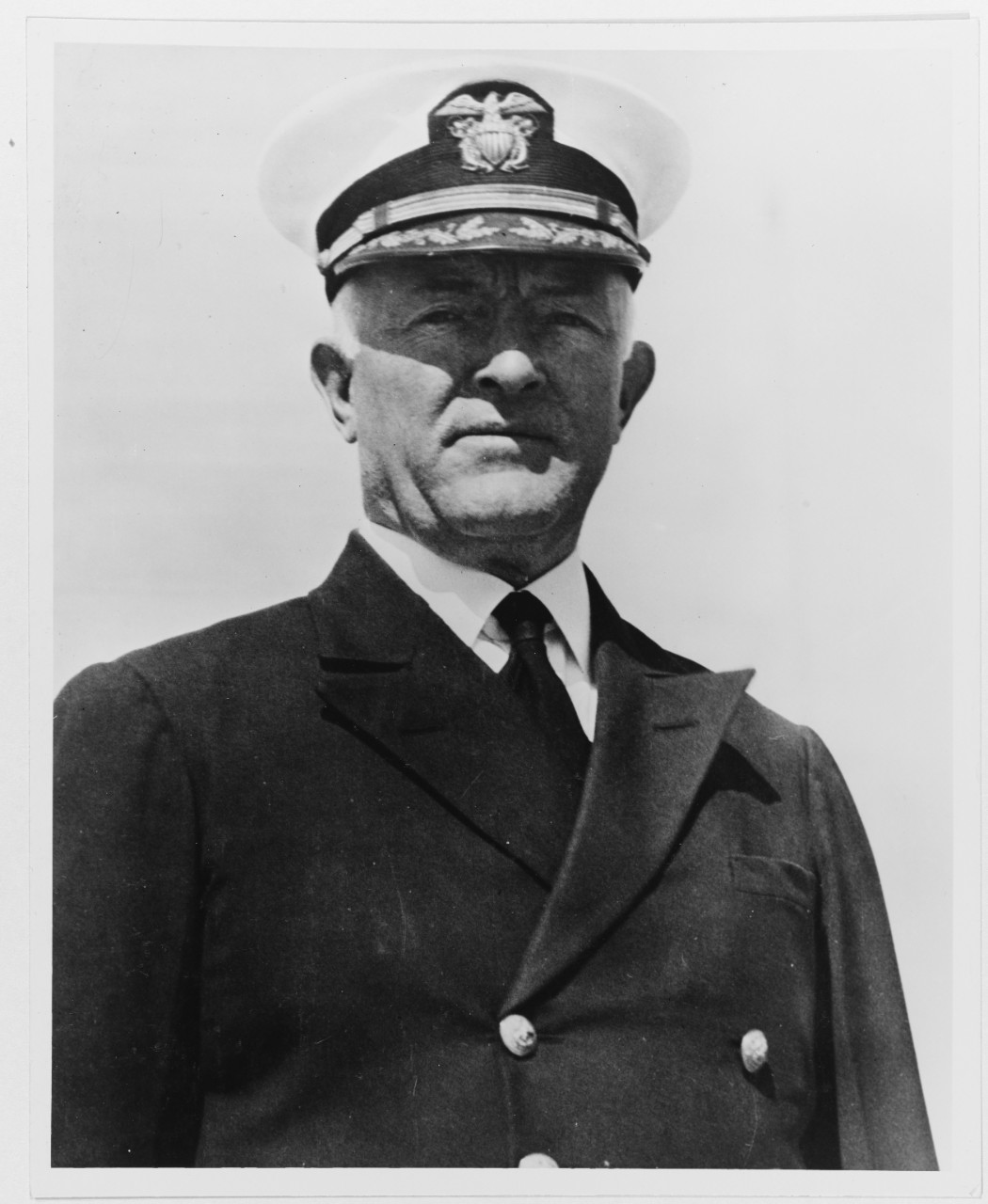 Rear Admiral Arthur P. Fairfield, USN