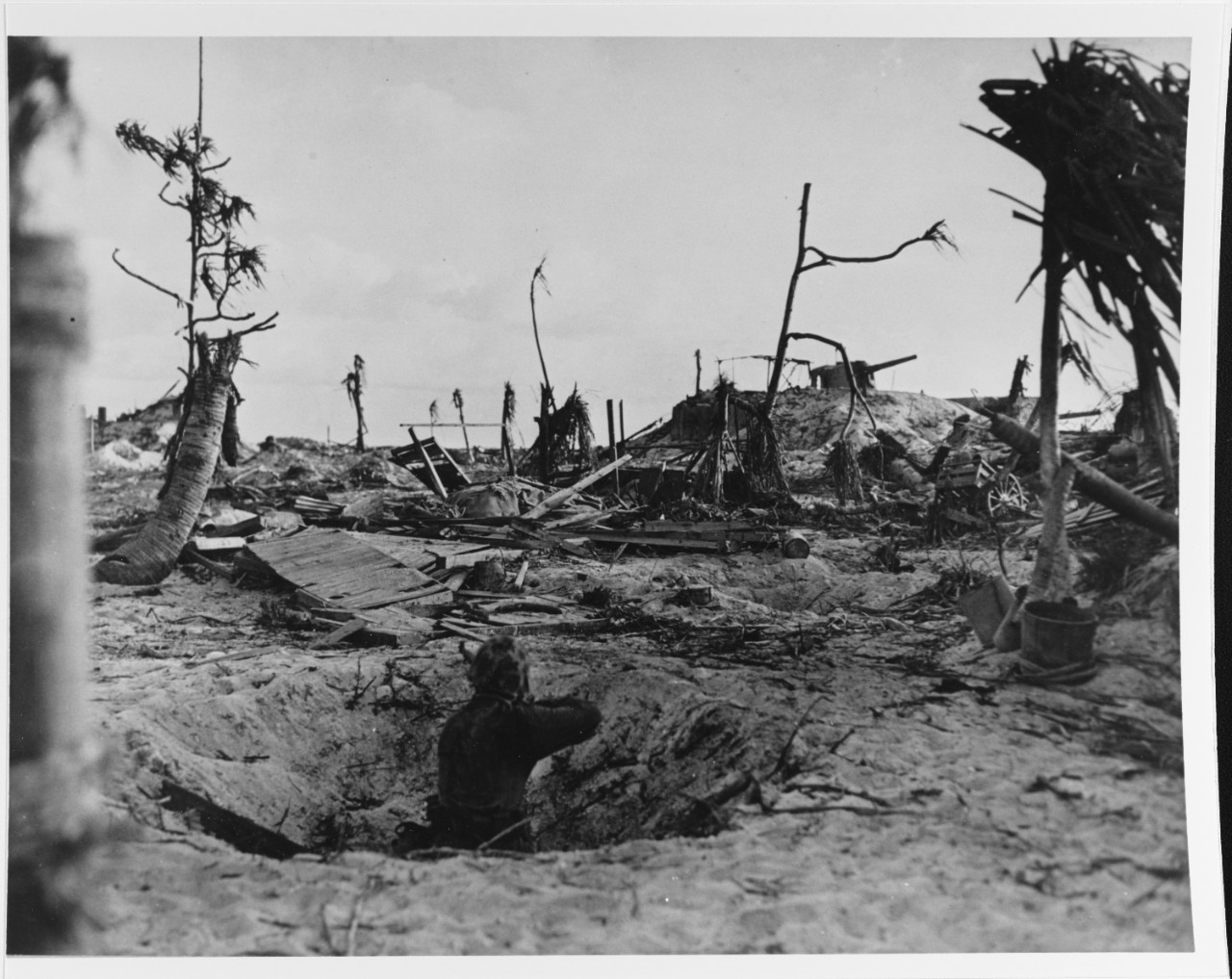 Tarawa Invasion, November 1944