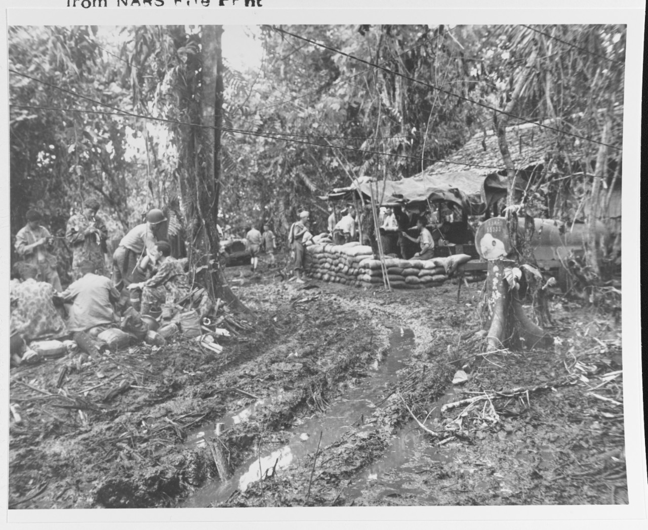 Bougainville Operation, November 1943