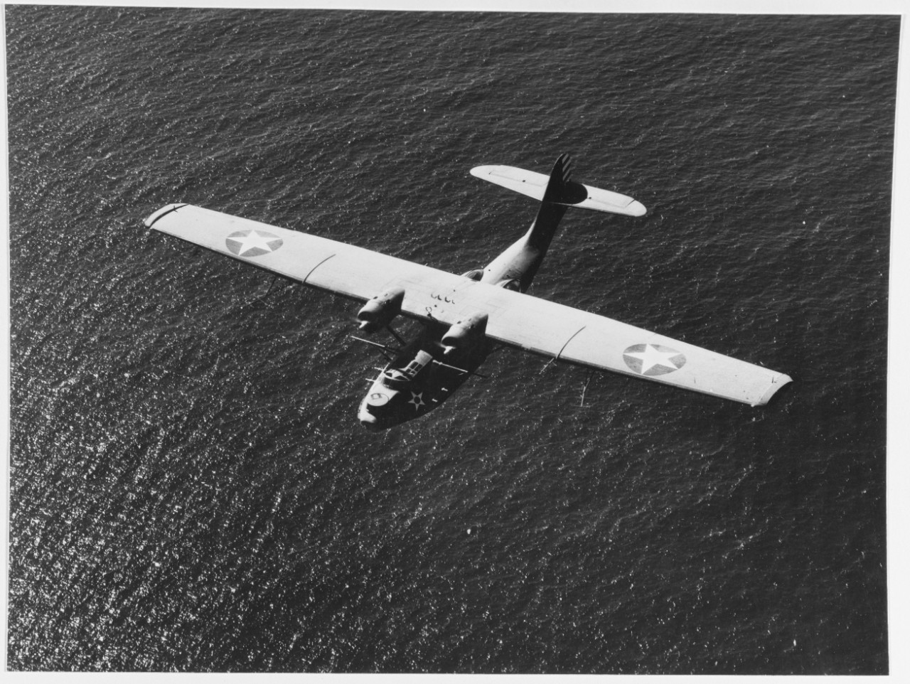 "Consolidated PBY-5 ""Catalina"" Patrol Bomber"