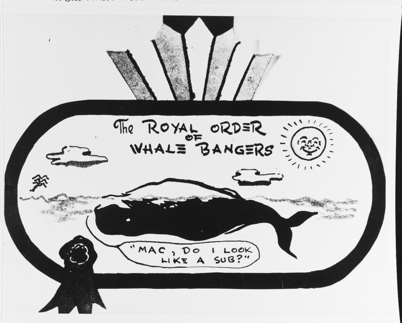 """Royal Order of Whale Bangers"""
