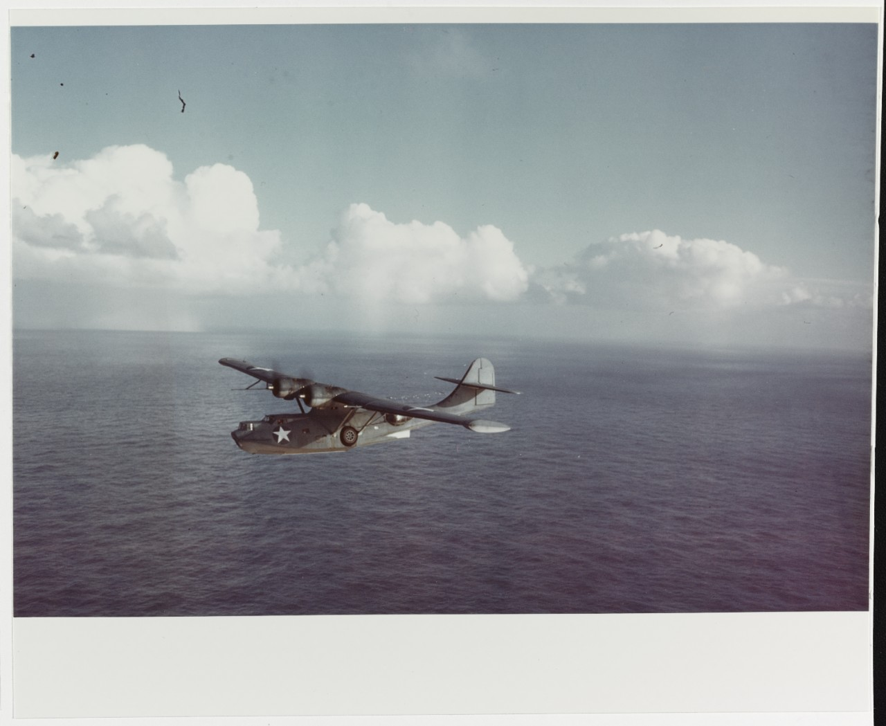 Consolidated PBY -3 CATALINA patrol bomber