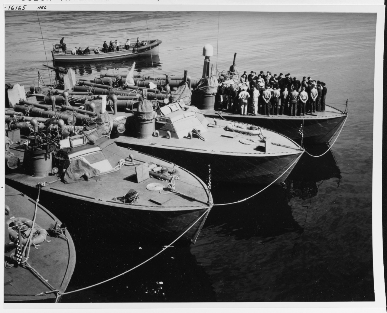 Higgins-Type Motor Torpedo Boats (PTs)