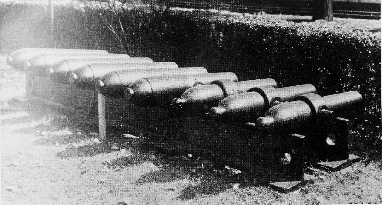 Captured Mexican Guns