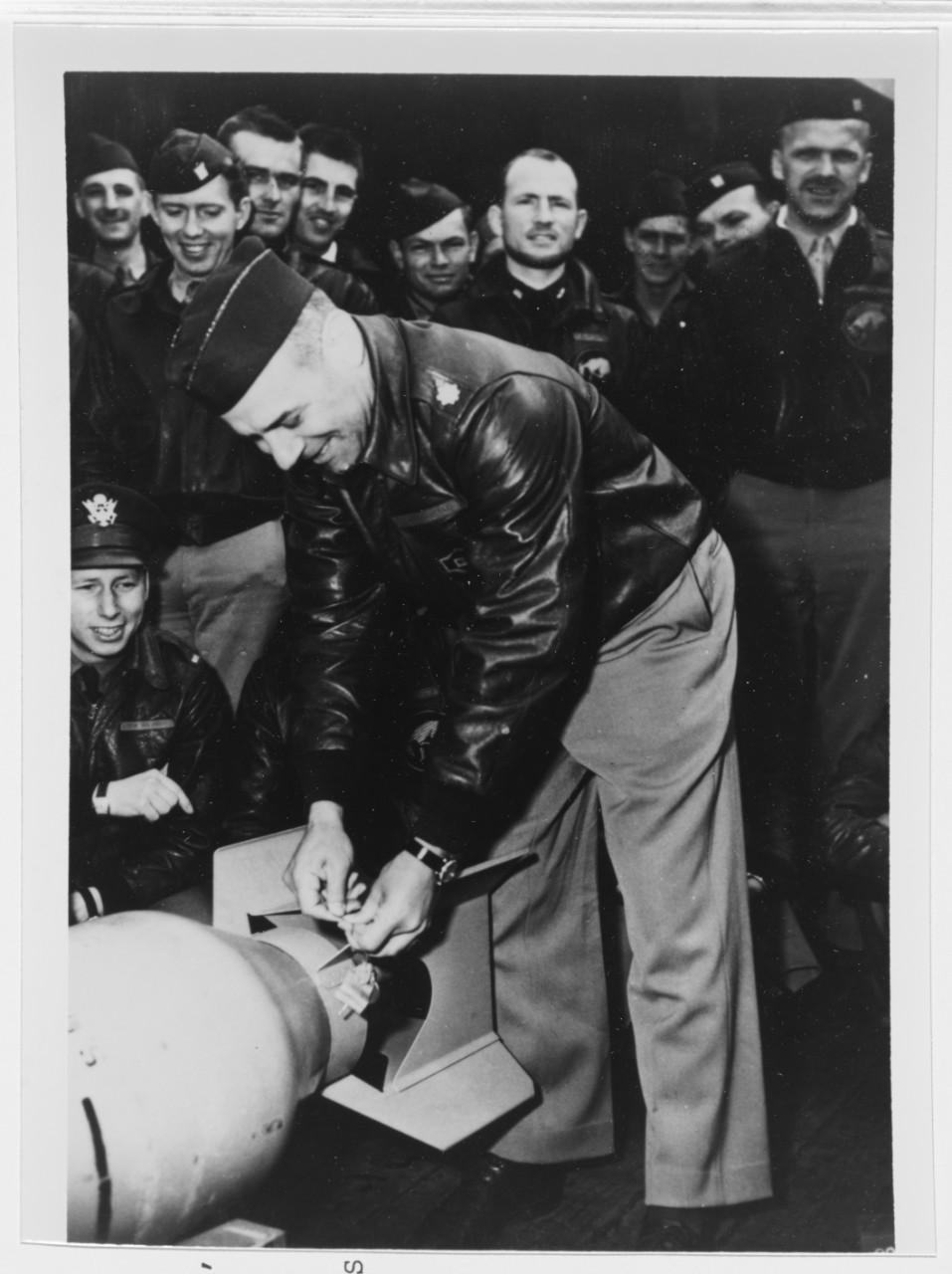 Photo #: NH 102457  Lieutenant Colonel James H. Doolittle, USAAF