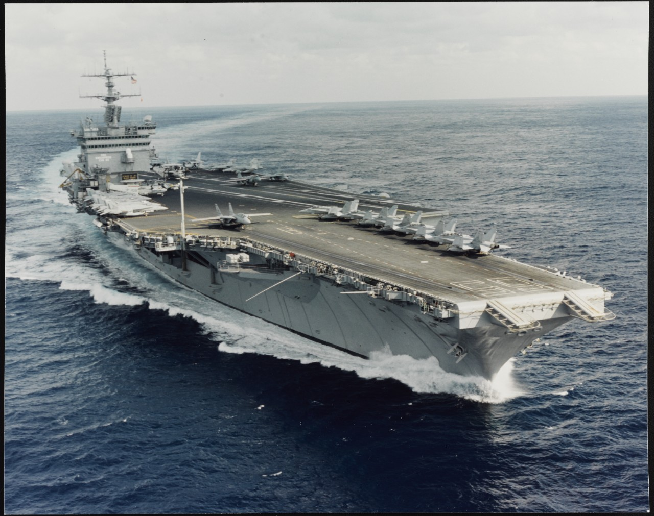 Photo #: NH 106551-KN USS Enterprise
