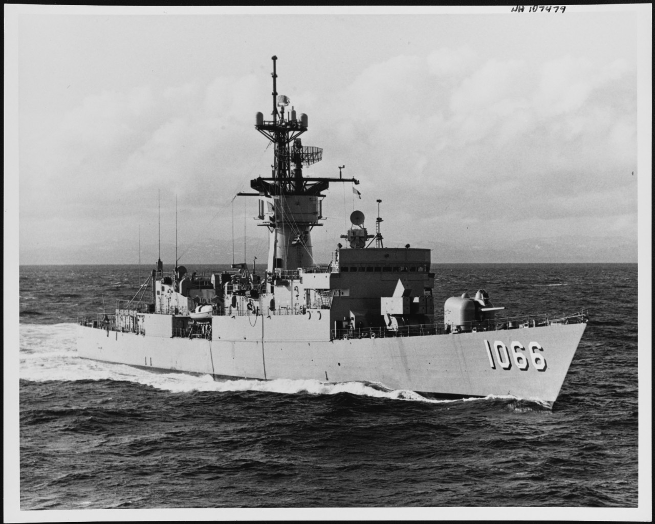 Photo #: NH 107479  USS Marvin Shields