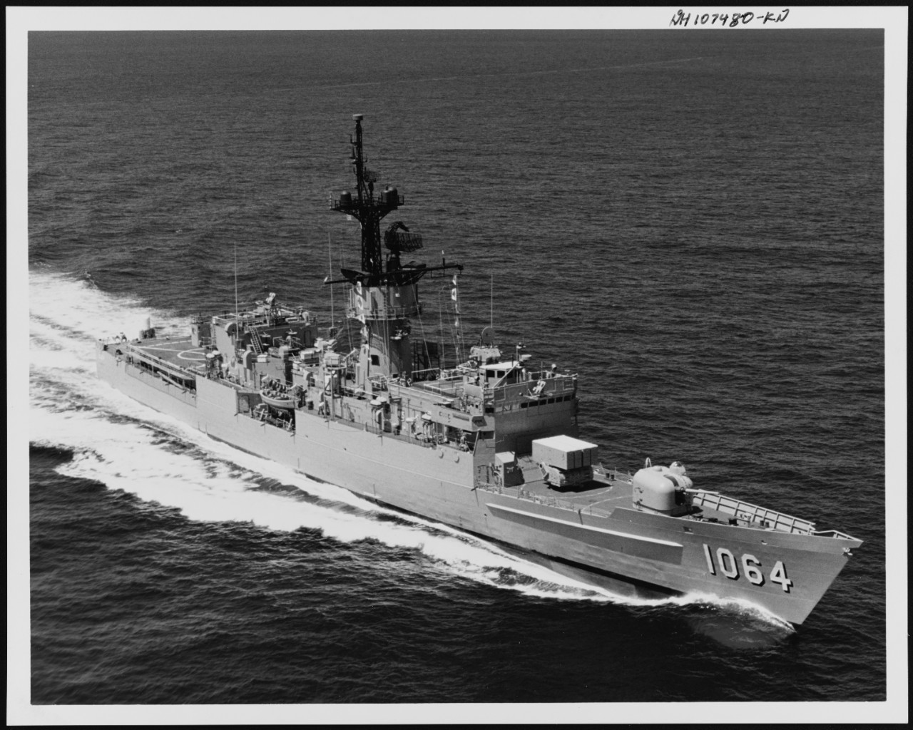 Photo #: NH 107480-KN USS Lockwood
