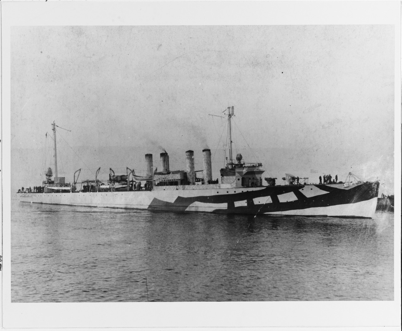 Photo #: NH 46647  USS Manley
