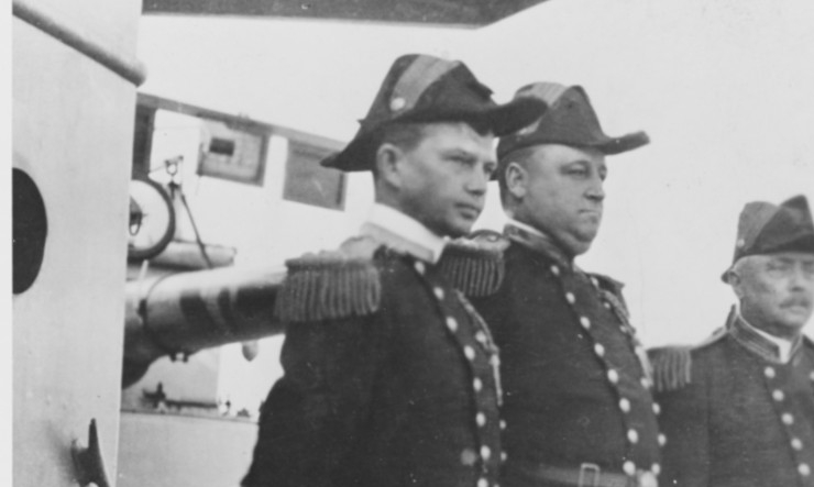 Atlantic Fleet Staff Officers