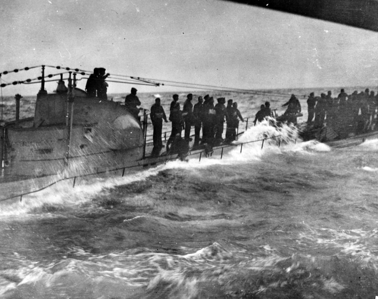 German Submarine U-58
