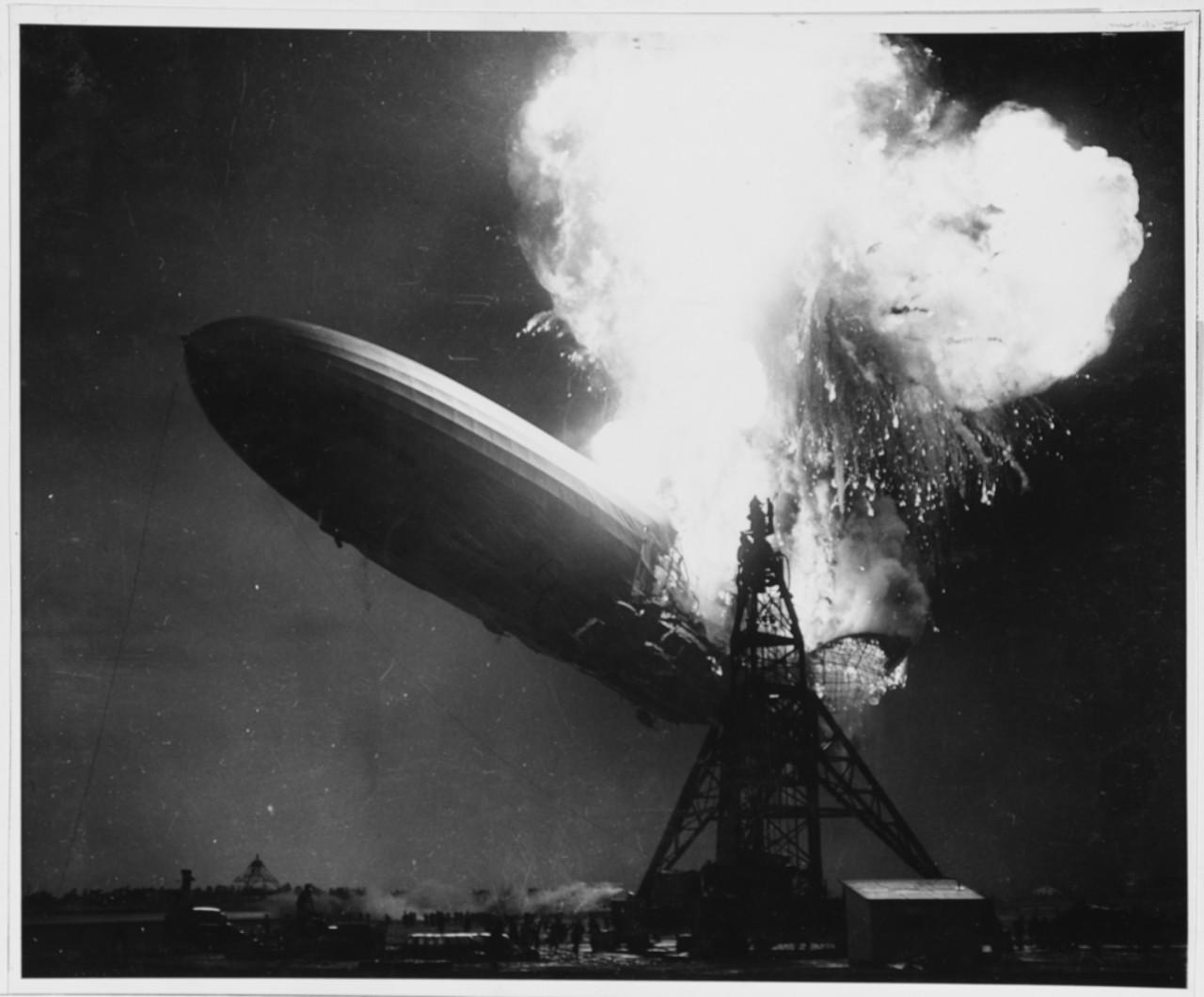 an introduction to the history of hindenburg On may 6, 1937, german airship hindenburg burst into flames, killing 35   photograph courtesy navy lakehurst historical society.