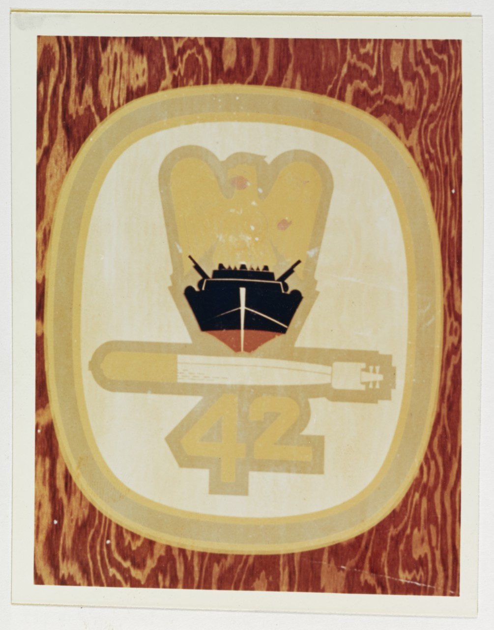 Insignia: Motor Torpedo Boat Squadron Thirty-One