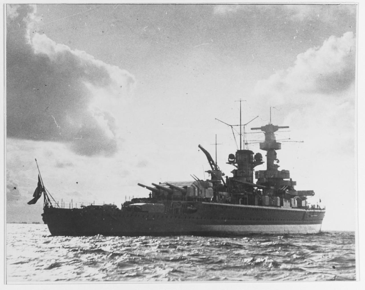 Vessel Deutsch