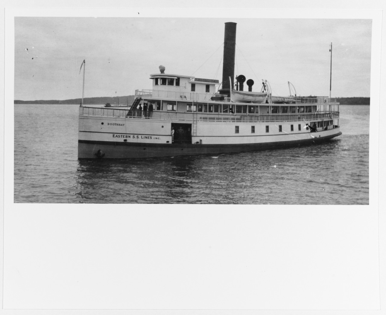 Photo #: NH 89789  S.S. Boothbay