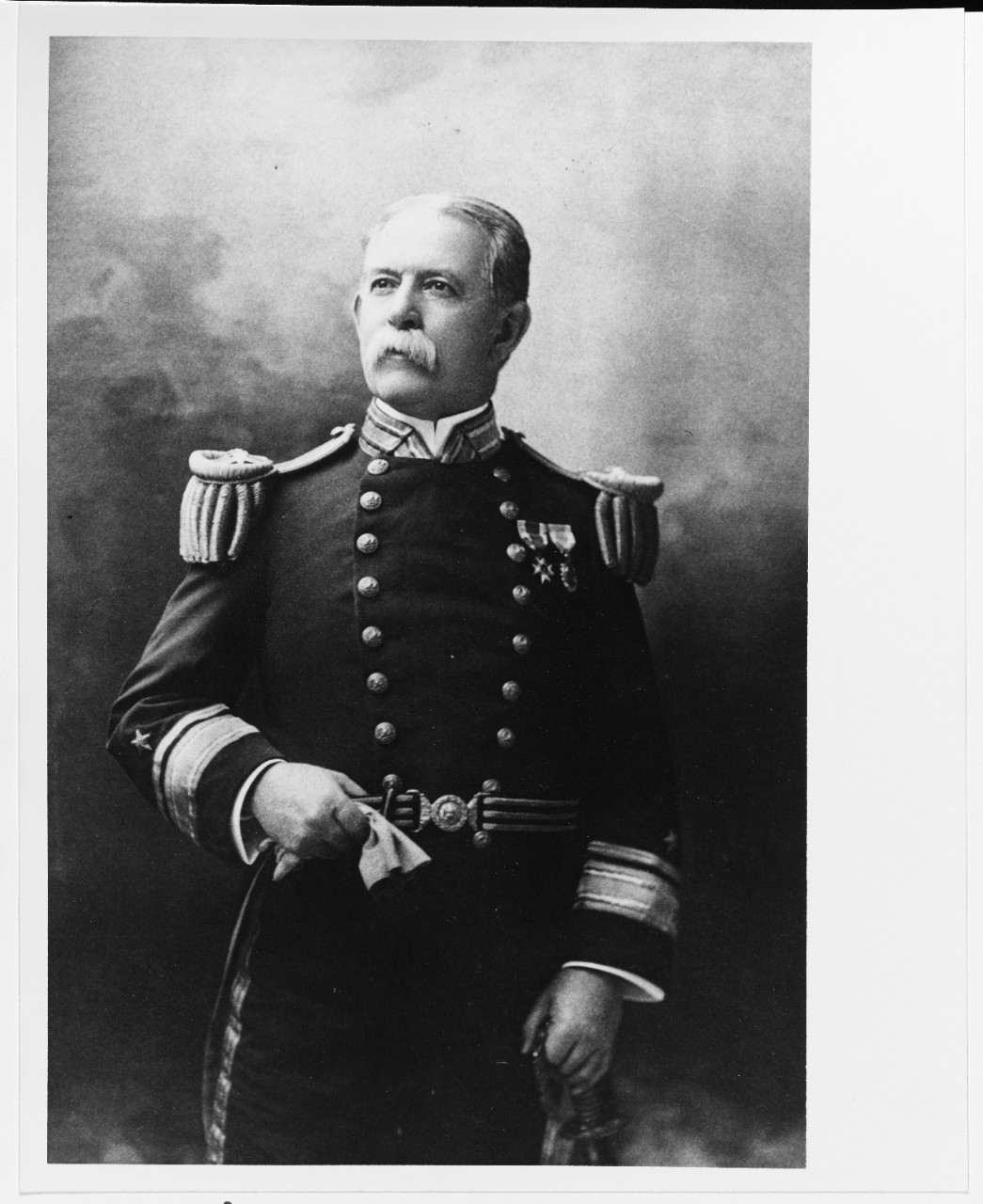 Rear Admiral Charles S. Cotton, USN