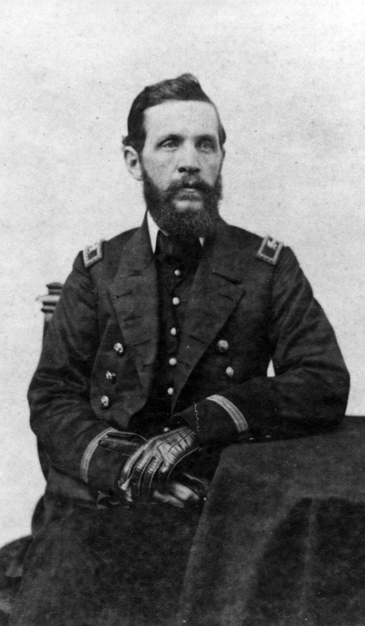 Lieutenant James A. Greer, USN