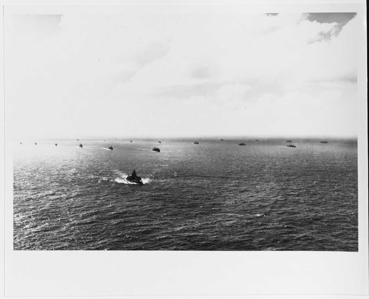 Tarawa Invasion, November 1943.