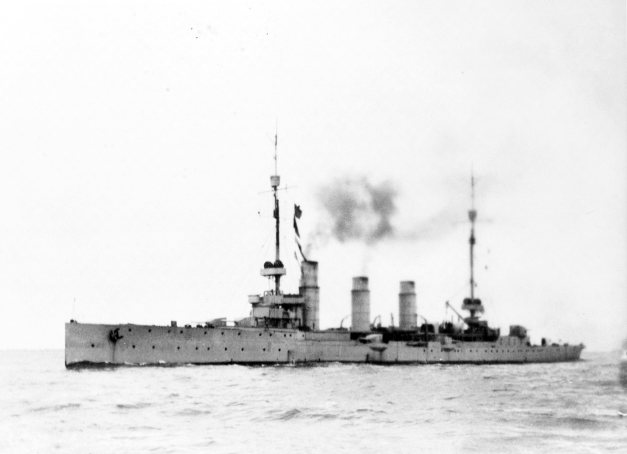 PILLAU (German light cruiser, 1914-1943)