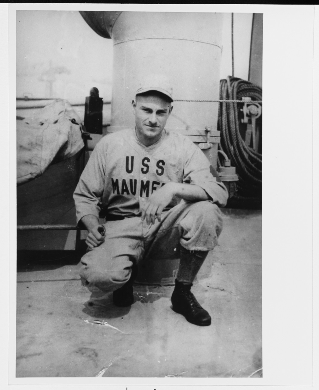 Hubert C. Rickert, USN