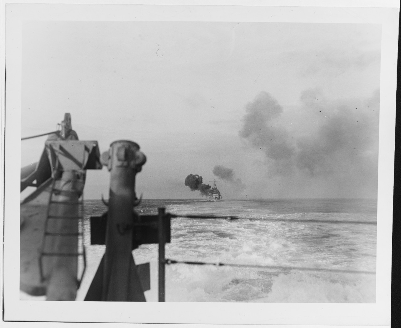 Photo #: NH 96030  North African Invasion, November 1942