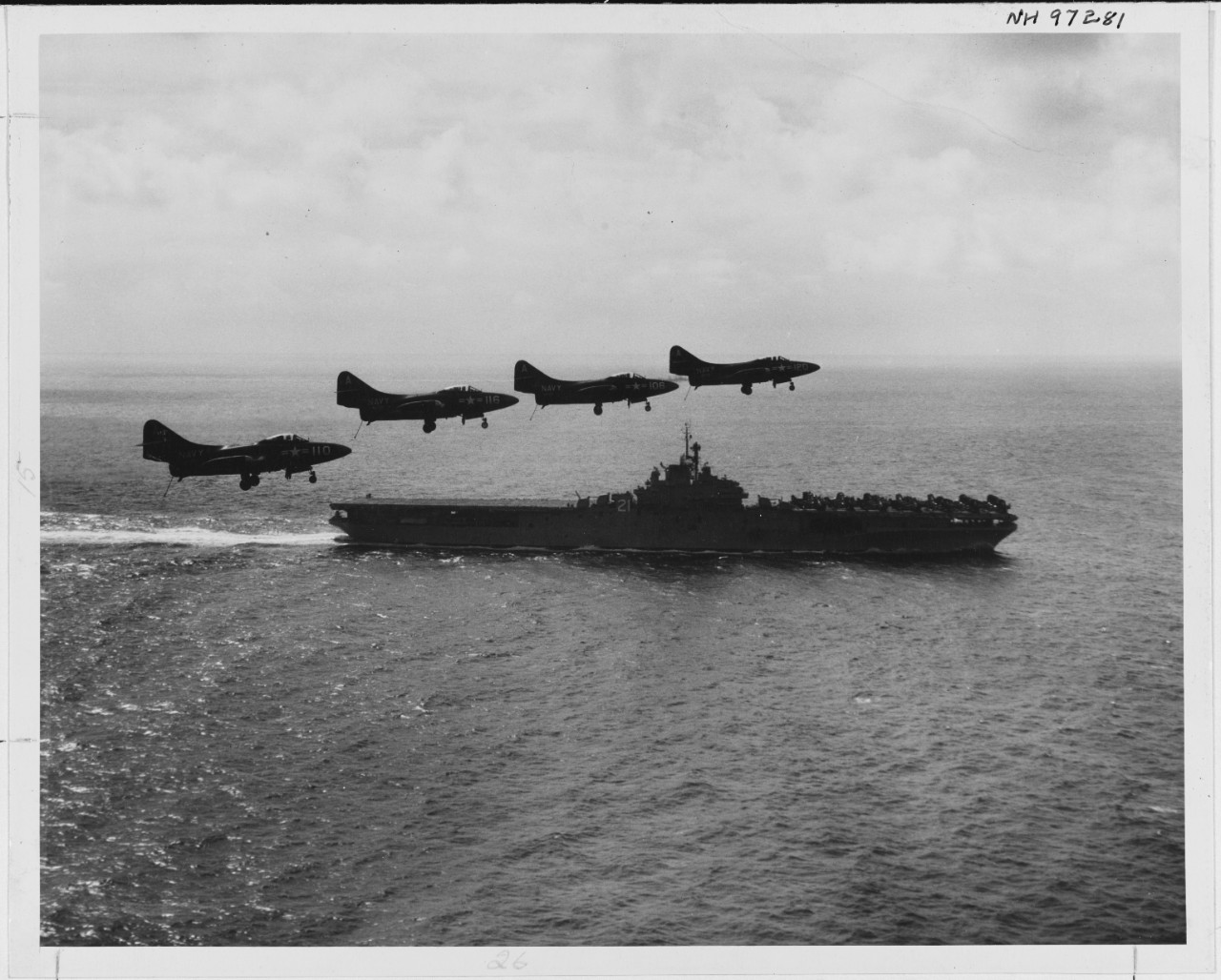 Photo #: NH 97281  USS Boxer (CV-21)