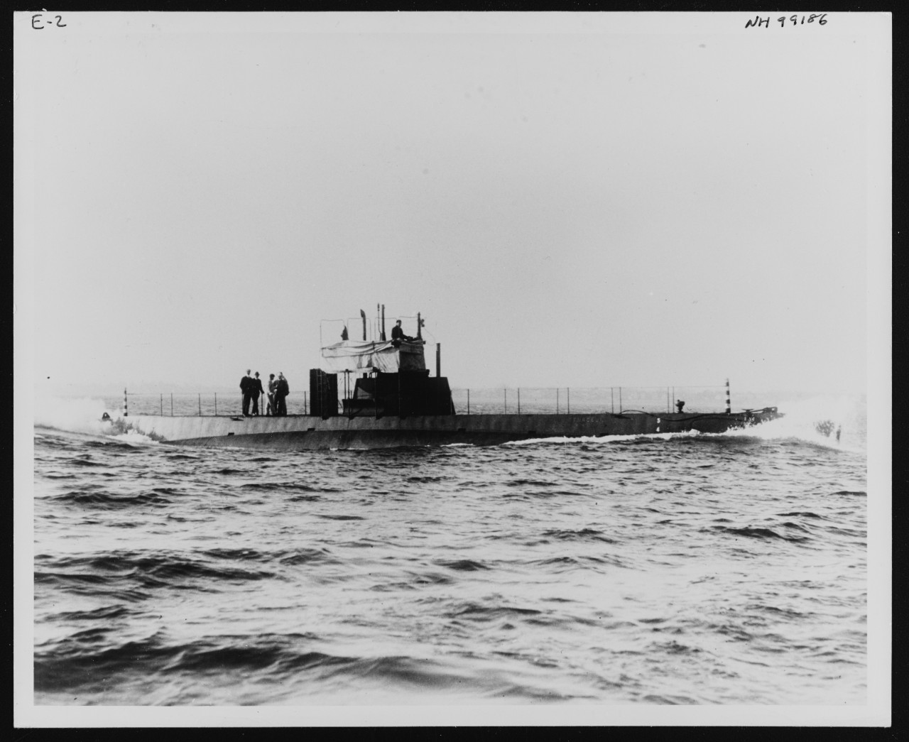 Photo #: NH 99186  USS Sturgeon