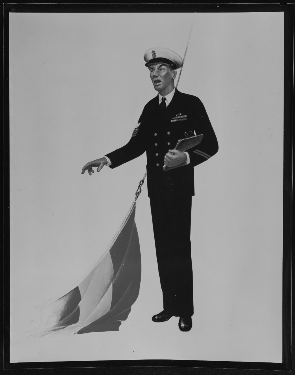 Chief Petty Officer's Uniform, 1920-1945