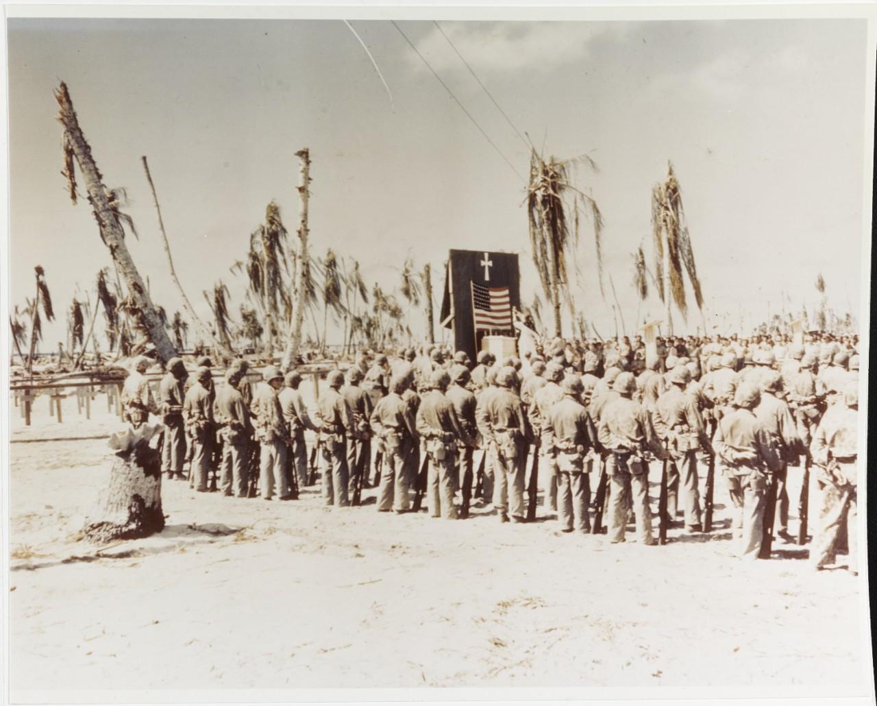 USMC 67697 Tarawa Operation November 1943