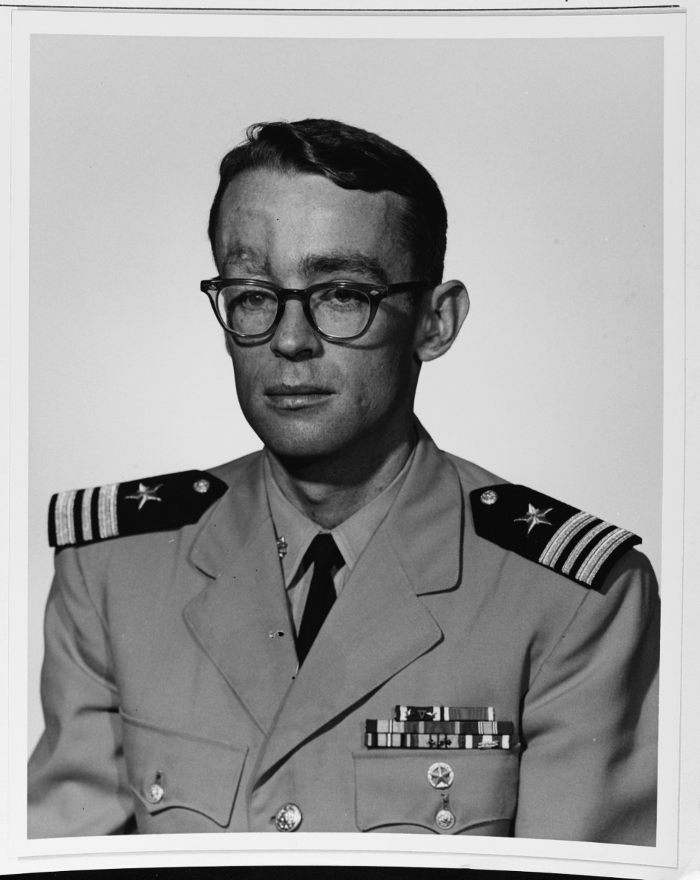 Lieutenant Commander Thomas G. Kelley, USN