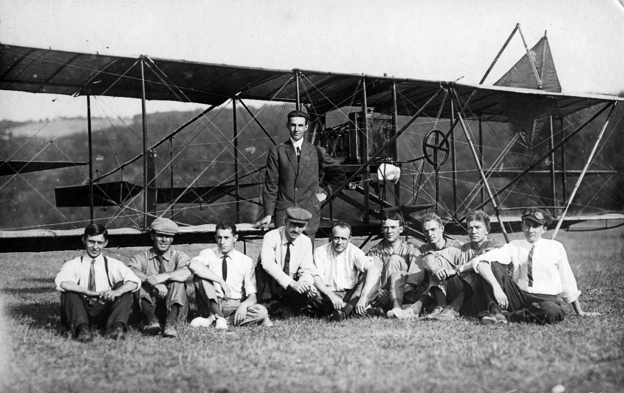 Curtiss flyers