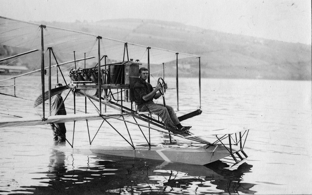 Curtiss Navy A-1 Hydro
