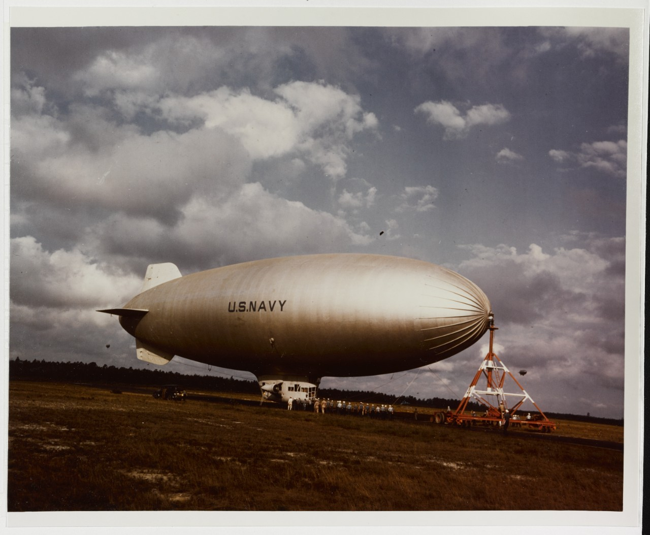 Navy K-Type Blimp