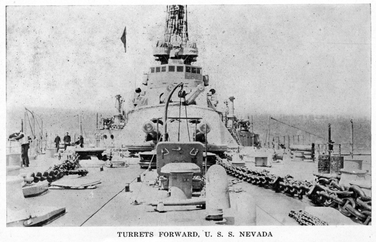Photo #: NH 104615  USS Nevada