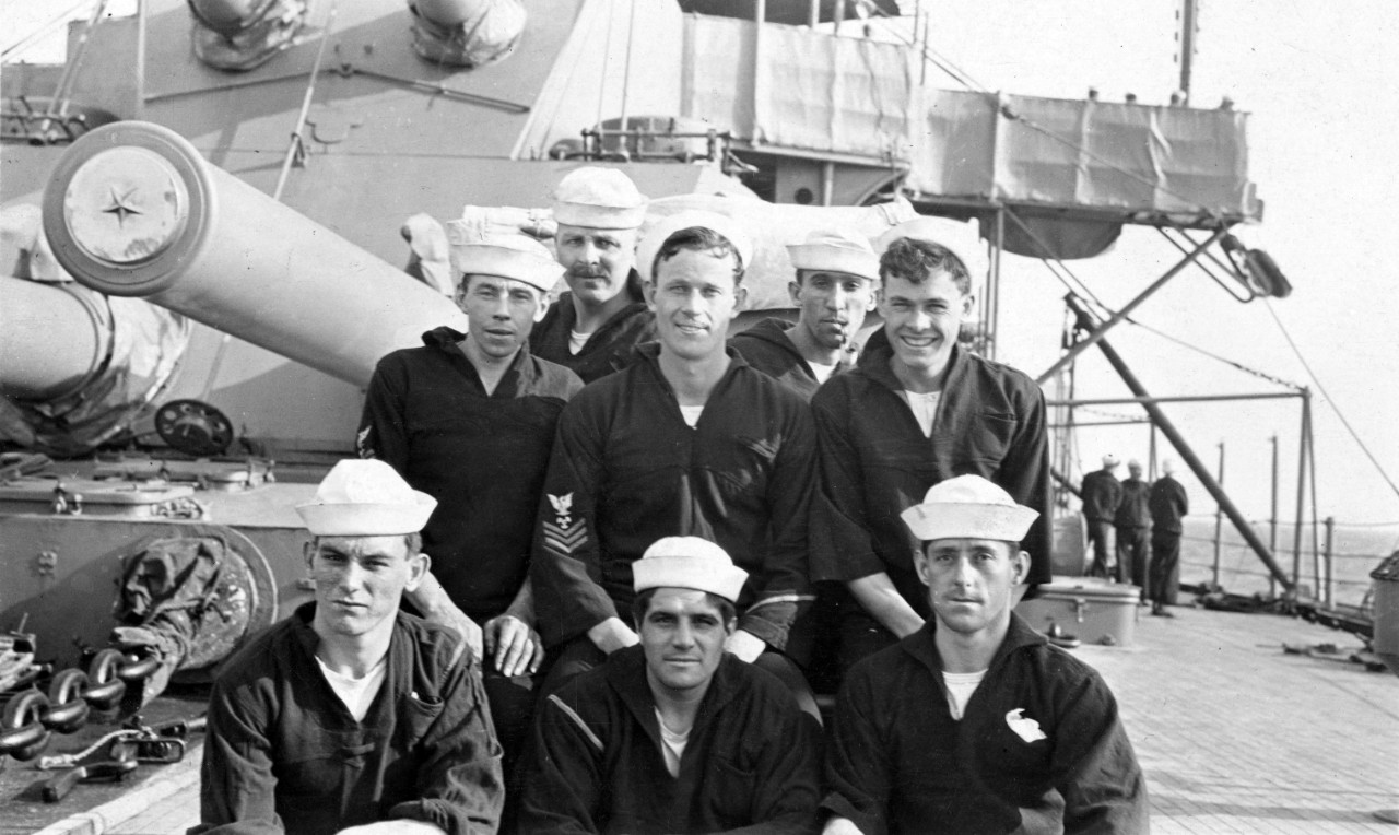 Photo #: NH 103928  U.S. Navy Enlisted Men