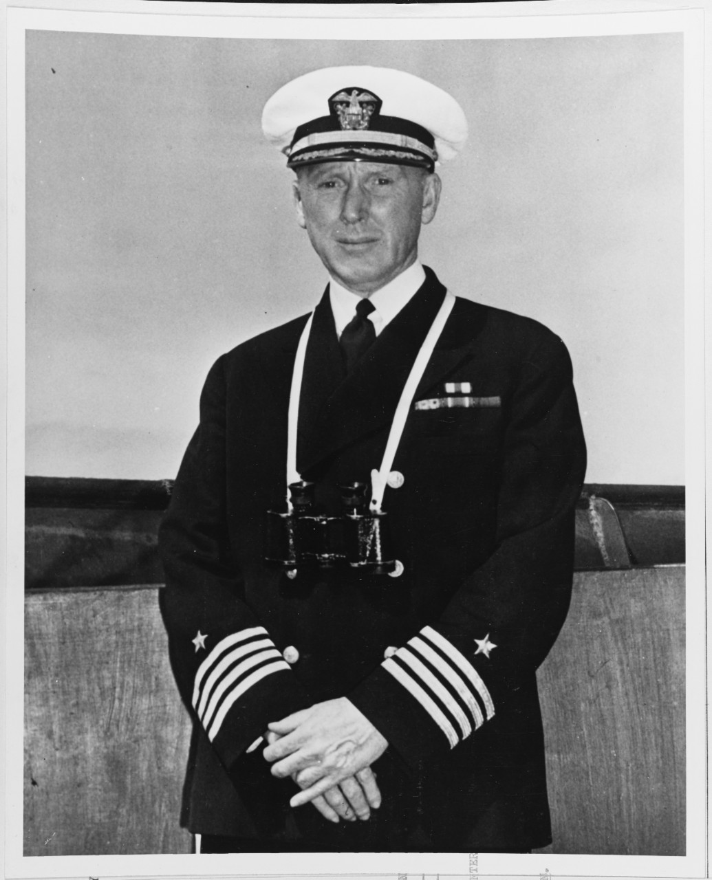 Photo #: 80-G-20823  Captain Norman Scott, USN