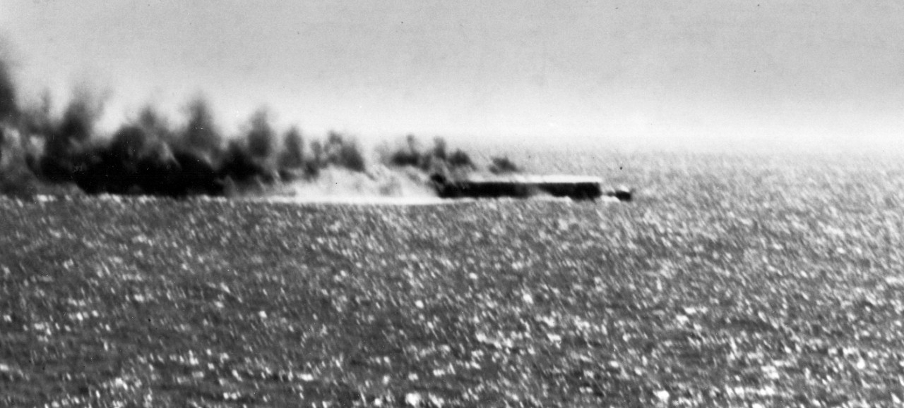 Battle of Coral Sea, May 1942