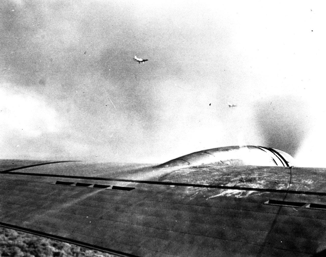 Photo #: SC 127014  Pearl Harbor Attack, 7 December 1941