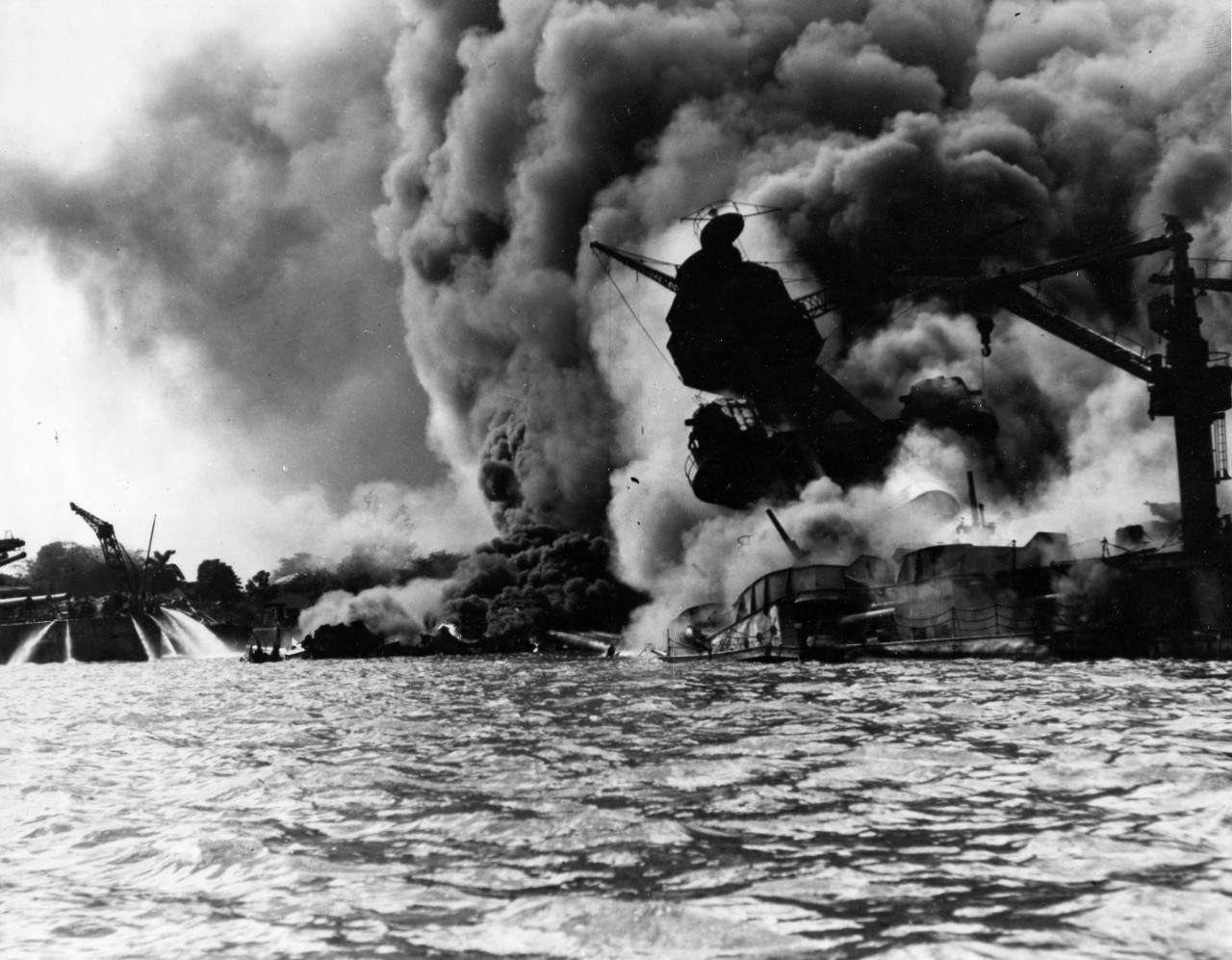 Photo #: 80-G-19942  Pearl Harbor Attack, 7 December 1941