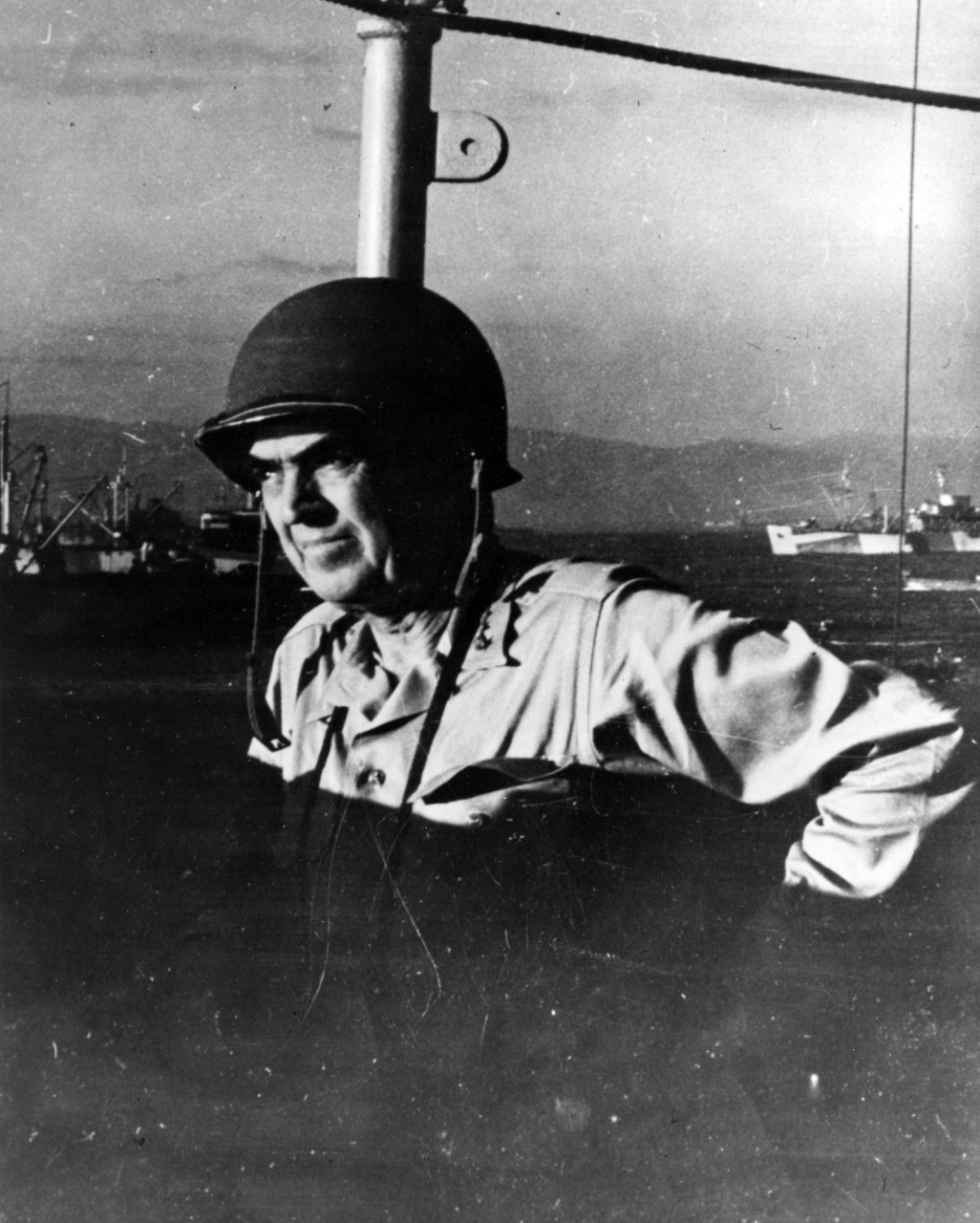 Photo #: NH 84675  Vice Admiral Thomas C. Kinkaid, USN