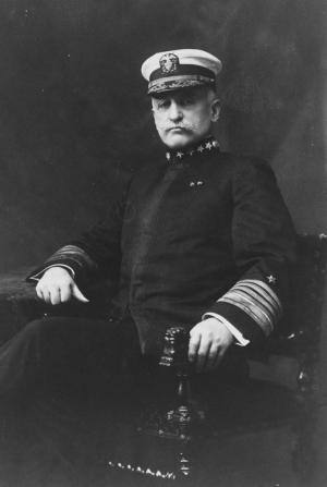 Admiral William S. Benson, USN
