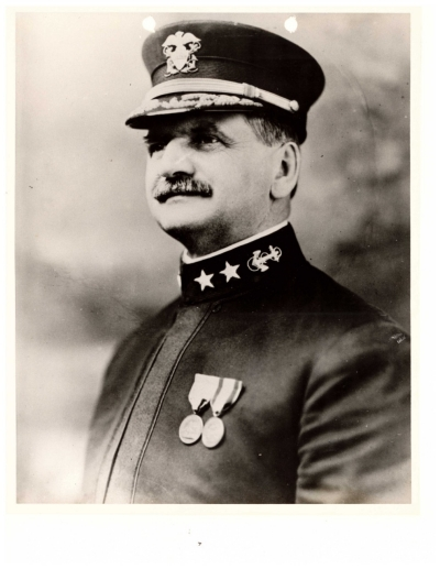 Admiral Robert Coontz, photo from Coontz's Navy biographical file, WNY Archives.